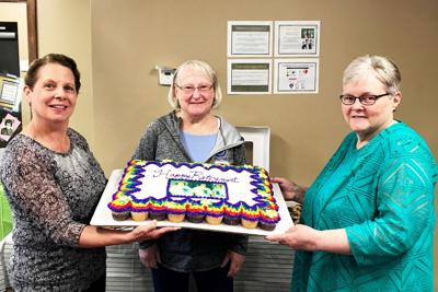 Three members of Accounting Department retire in 2021