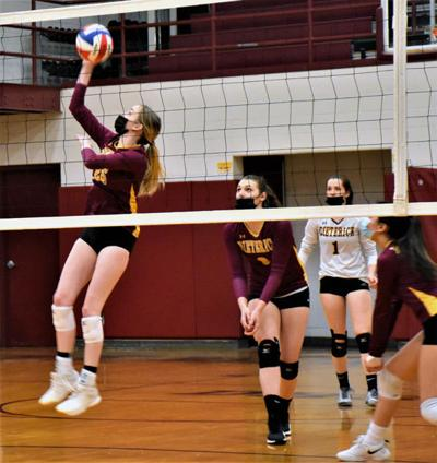 Dieterich loses to Paris Tigers in volleyball