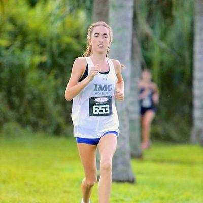 IMG Academy Standout Tatum David, Coach Dustin Spanbauer Happy for Homecoming Race at XC Town USA Meet of Champions