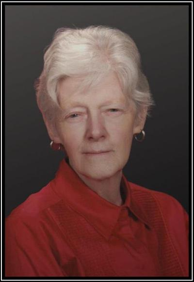 "Virginia Lee ""Ginger"" Schackmann age 84"