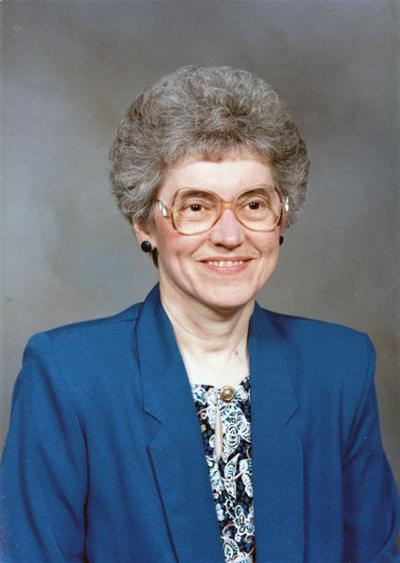 Myrtle Marie Radke