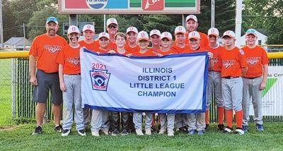 Olney 12U All-Stars win District Tournament