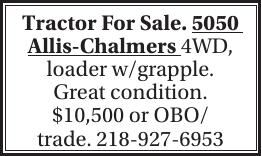 Tractor For Sale. 5050