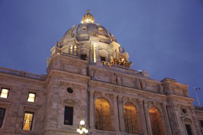 Minnesota State Capitol file photo 2020