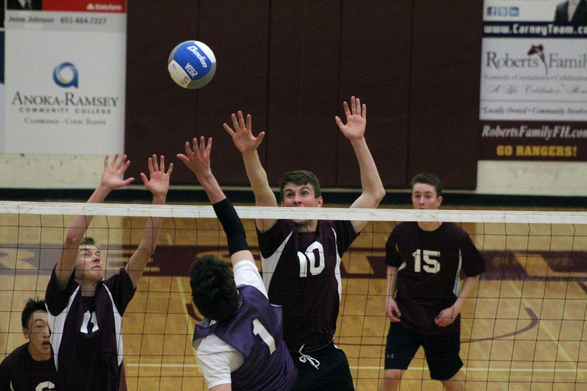 New Boys Volleyball Team Shows Rapid Improvement In A Growing Game Hometownsource Com