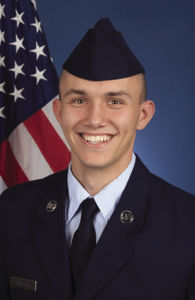 Local U S  Air Force Airman graduates from basic training