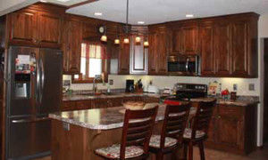 Remodeling project leads to dream kitchen for Long Prairie farm wife ...
