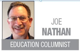 Joe Nathan Column Logo MT