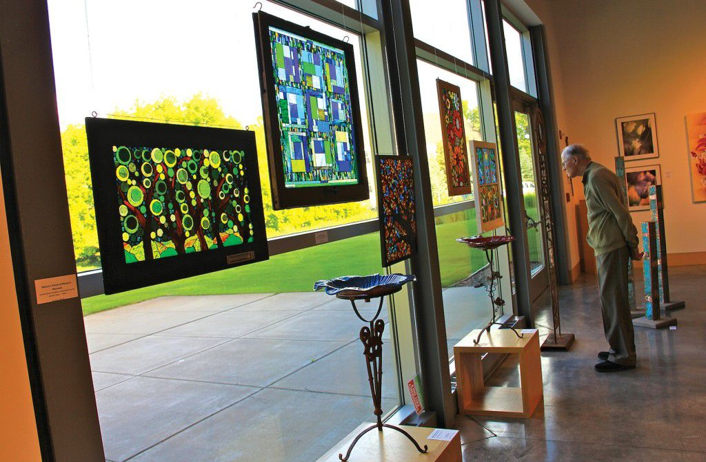 Minnetonka Center for the Arts celebrates summer with 'Art of the Garden' show
