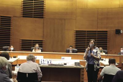 Edina School Board forum - wide