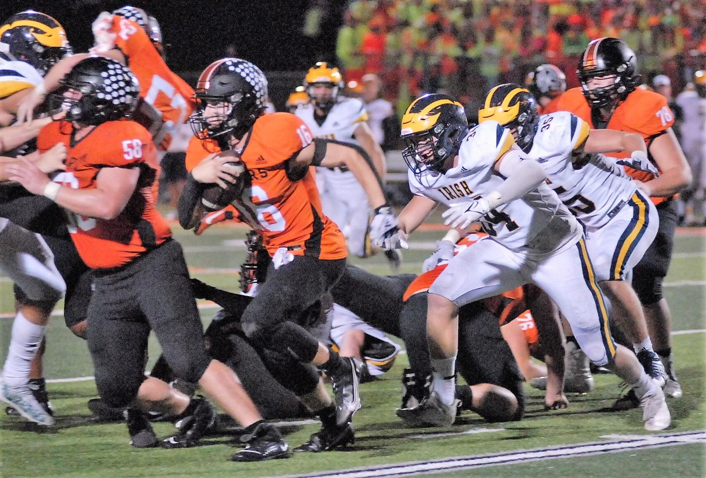 Tiger defense makes a stand
