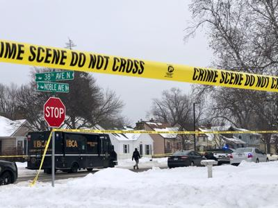 Robbinsdale Police: Man shot and killed after pursuit on felony warrant