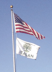Eagan reveals new logo