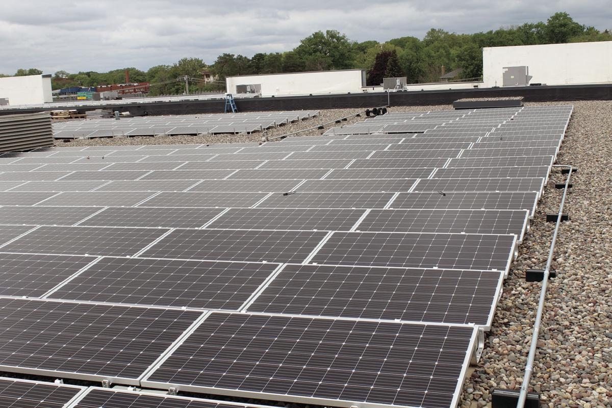 Ribbon-cutting for solar power array, electric vehicle events planned in St. Louis Park - 1