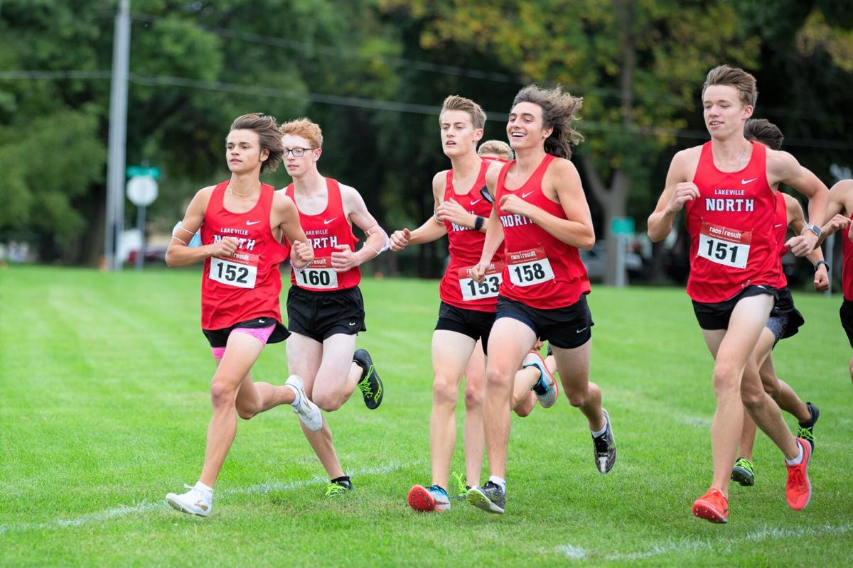 SSC cross country: Rosemount, Eastview teams stand out