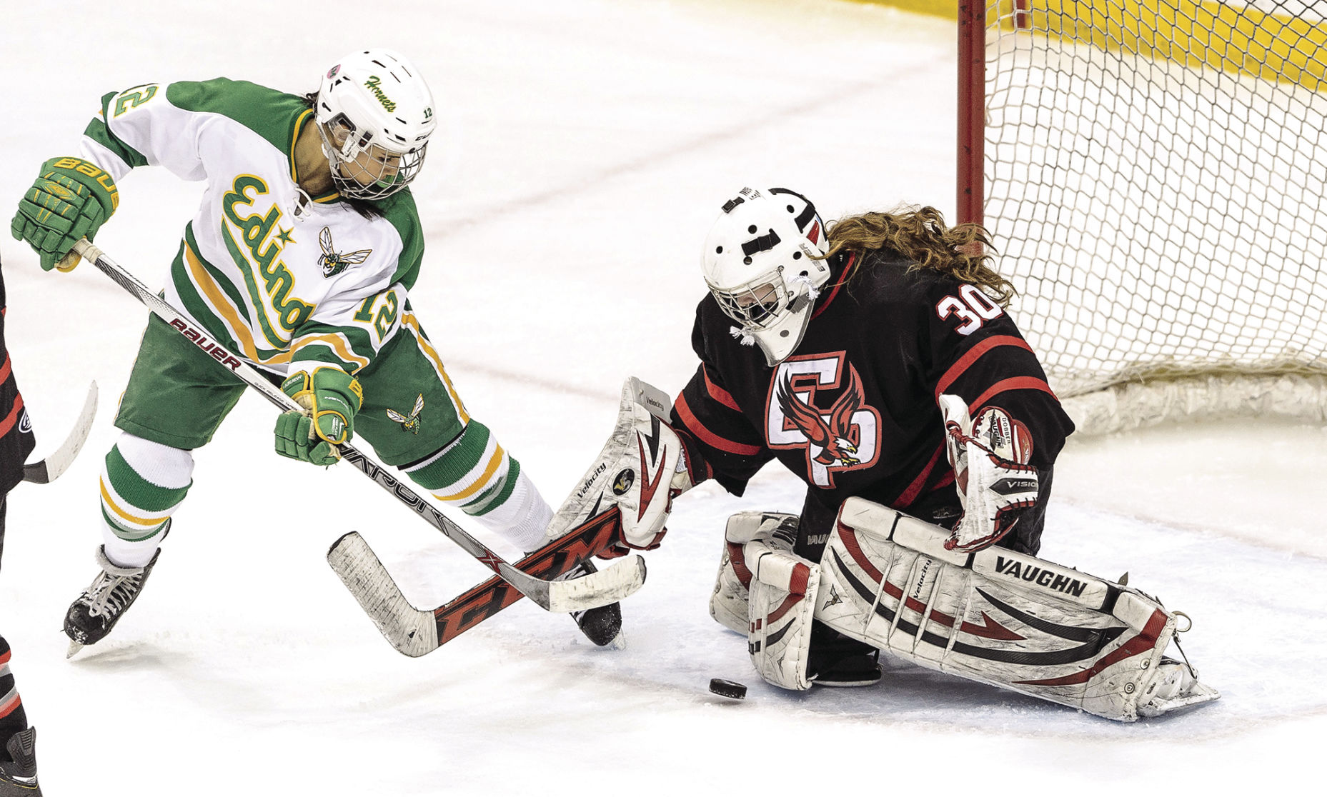 MN H.S.: Fidler Wins Edina Athena Award With Her Three-sport Versatility