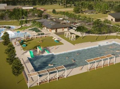 Opening of New Hope aquatic facility delayed to next year