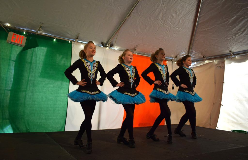 A weekend of St. Patrick's Day fun at McCormick's in Wayzata