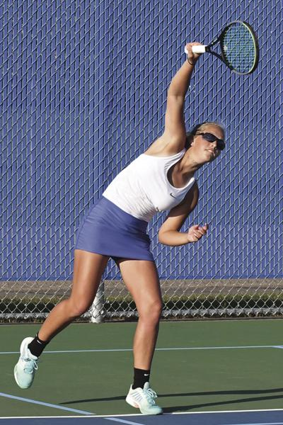 STMA girls tennis looks forward to individuals tourney