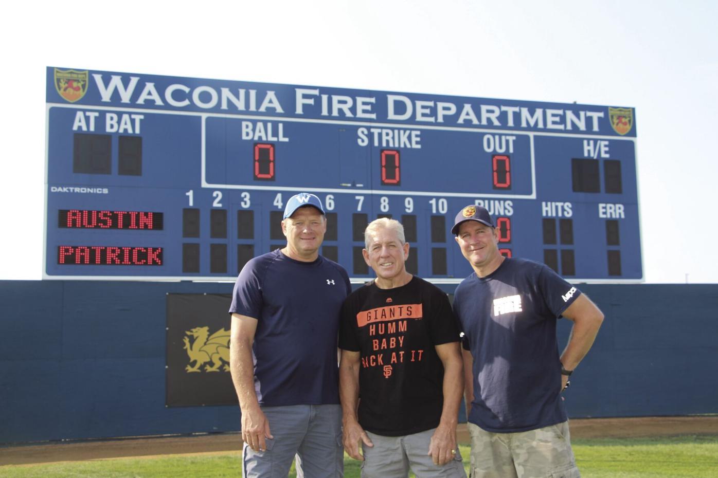 Doug Rolf, Brad Gulden and Drew Gulden.JPG