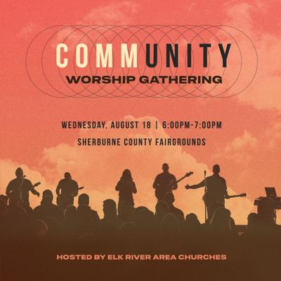 CommUNITY Worship Gathering planned Aug. 18