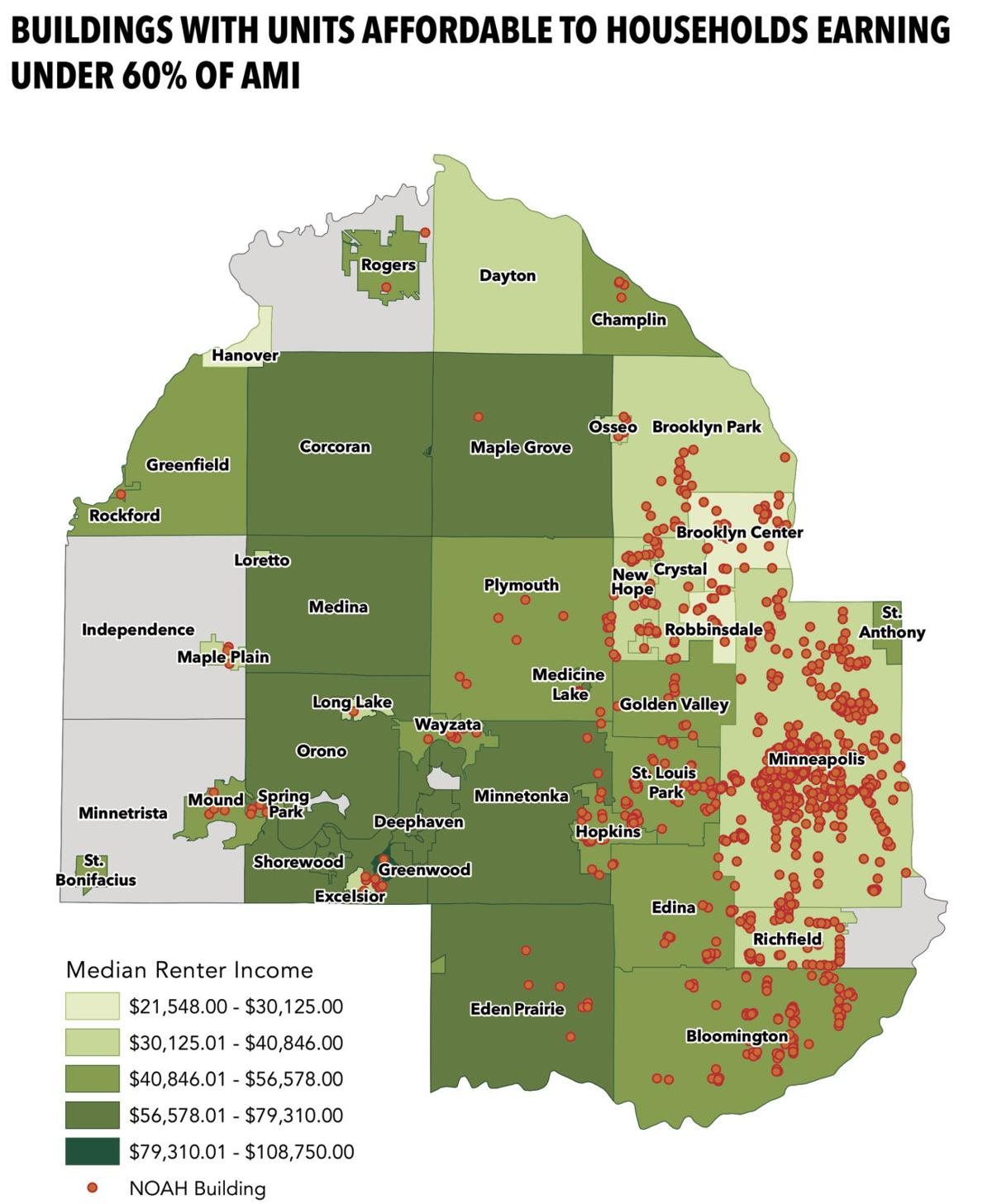 Column: Preserving housing affordability in suburban Hennepin County is vital - 1