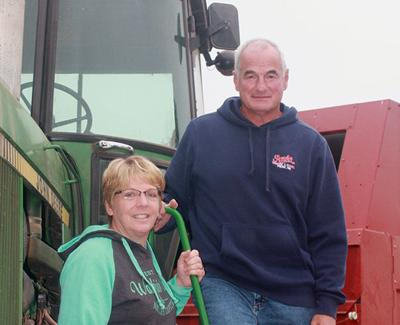 Pierz farmer miraculously survives after being runover by tractor
