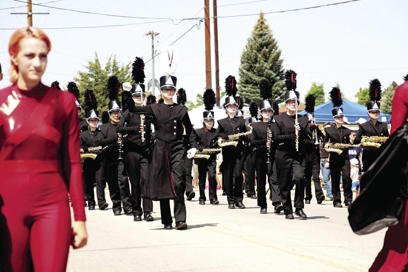 ISD 728 marching band comes together through the power of music