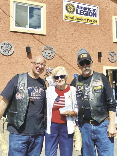 Legion Rides help several causes, including Beyond the Yellow Ribbon