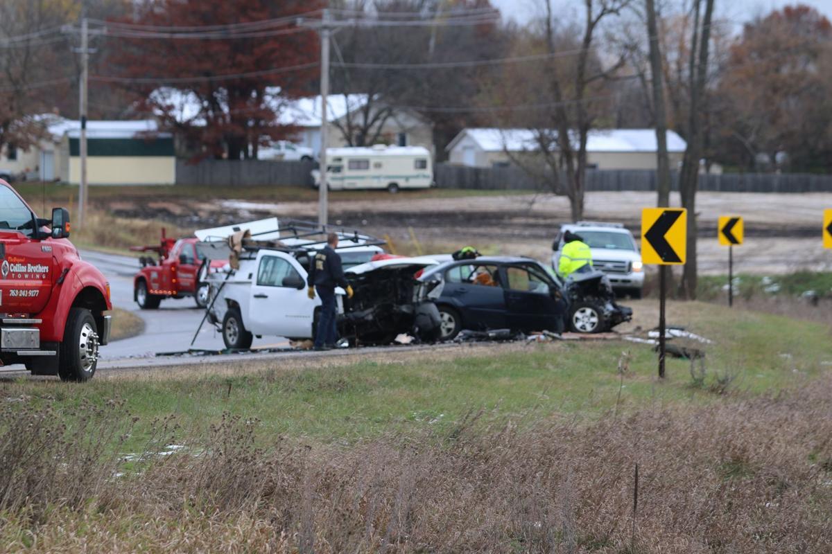 Man killed in Elk River crash on Twin Lakes Road identified