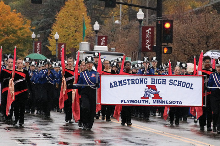 Armstrong wins Grand Champion at Anoka Halloween parade | Local ...