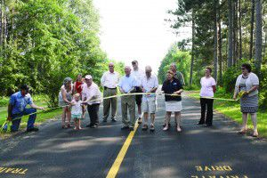 Cambridge-Isanti bike-walk trail opens after 20 years in the making