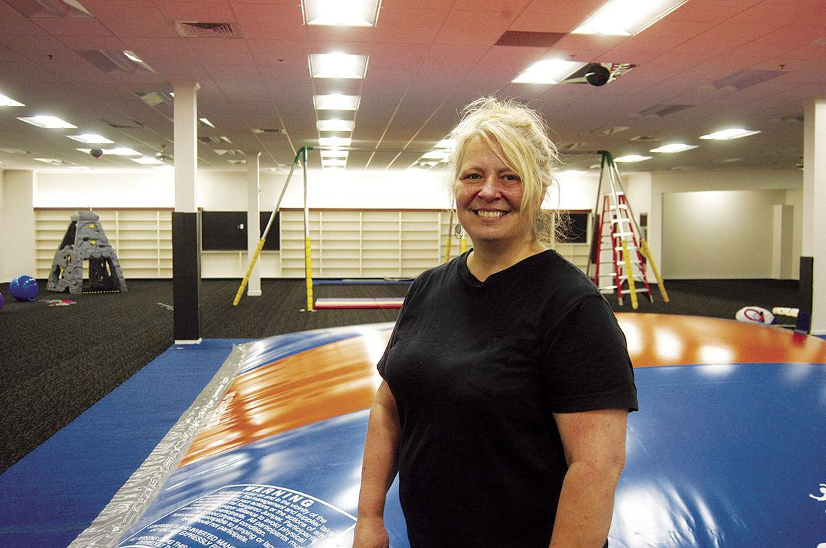 Autism and special needs gym opens at Burnsville Center