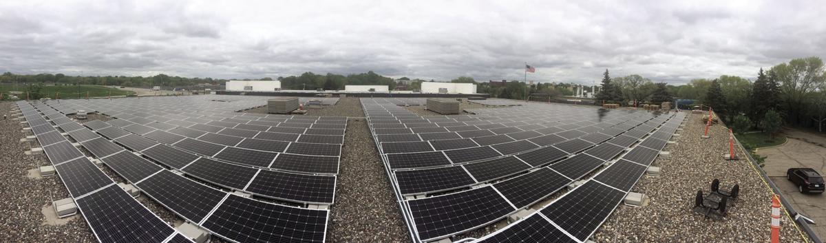 Ribbon-cutting for solar power array, electric vehicle events planned in St. Louis Park - 2