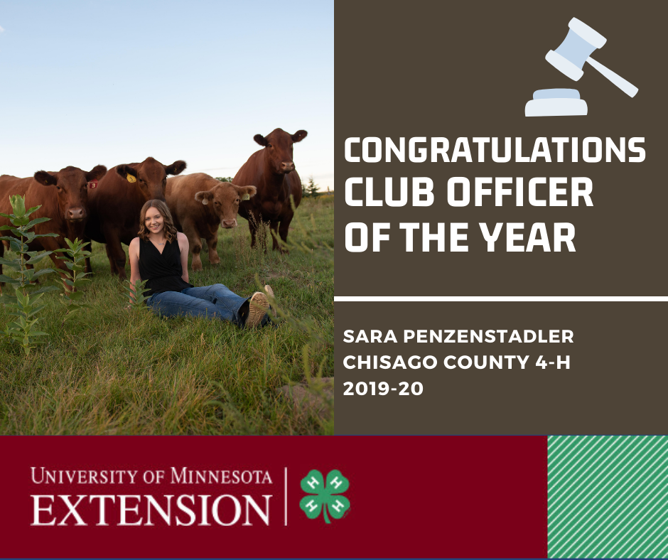 Officer of the Year - Sara
