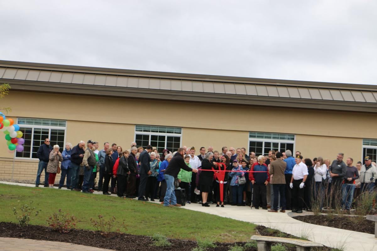 Trinity Care Center celebrates grand opening of The Chateau