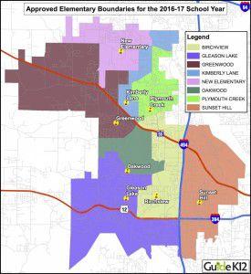 Wayzata School District Map New attendance areas approved for Wayzata School District | Local