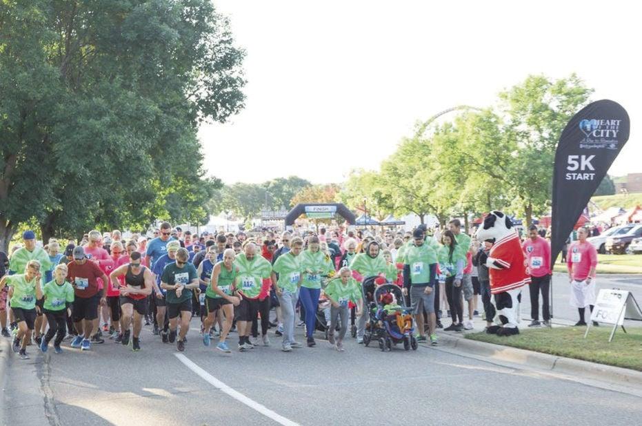 Heart of the City Race a fixture on Burnsville's summer calendar