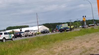 Motorcyclist killed in crash in southern Isanti County