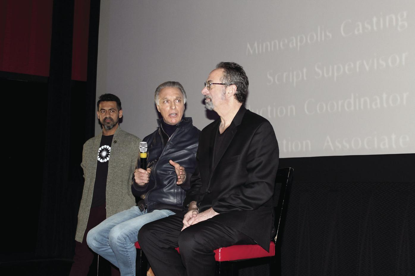 Writer and director of 'Purple Rain' celebrates film's 35th anniversary with Bobby Z. at St. Louis Park screening - 8