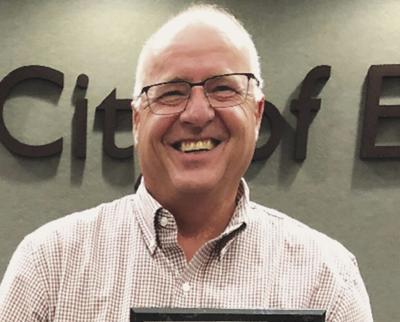 Loren Volk named city's Volunteer of the Month