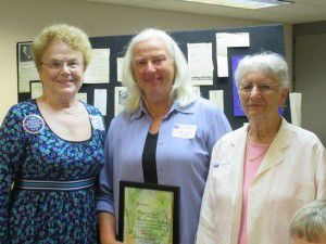 League of Women Voters marks 75th anniversary
