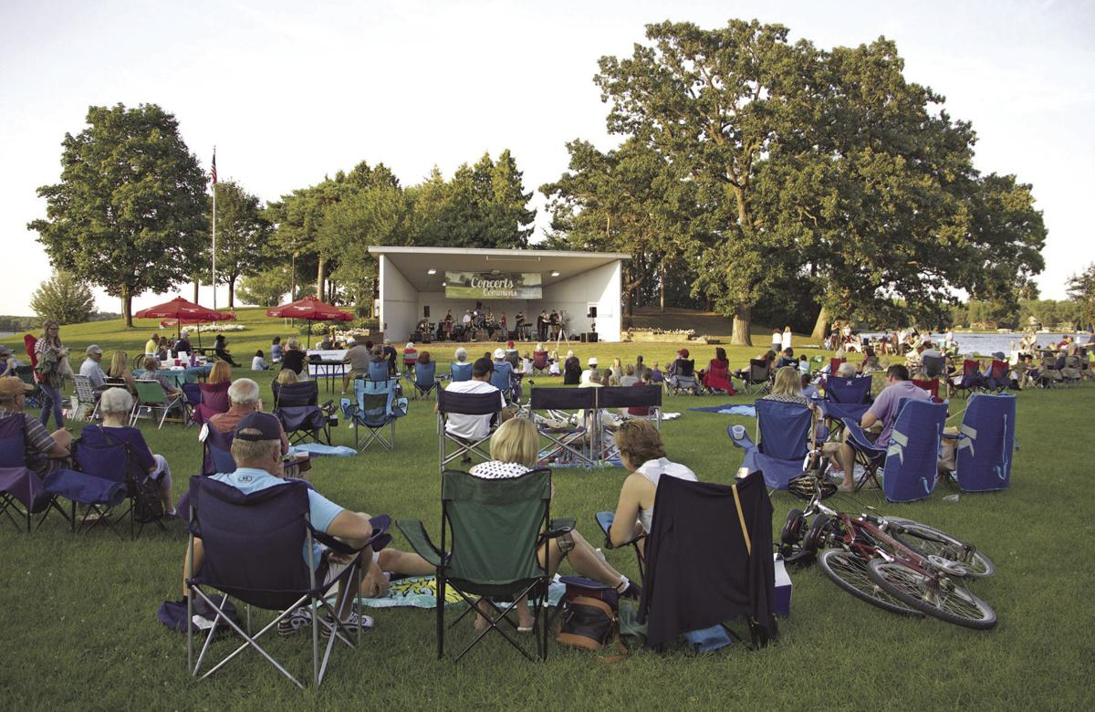 Events in Excelsior Commons Park