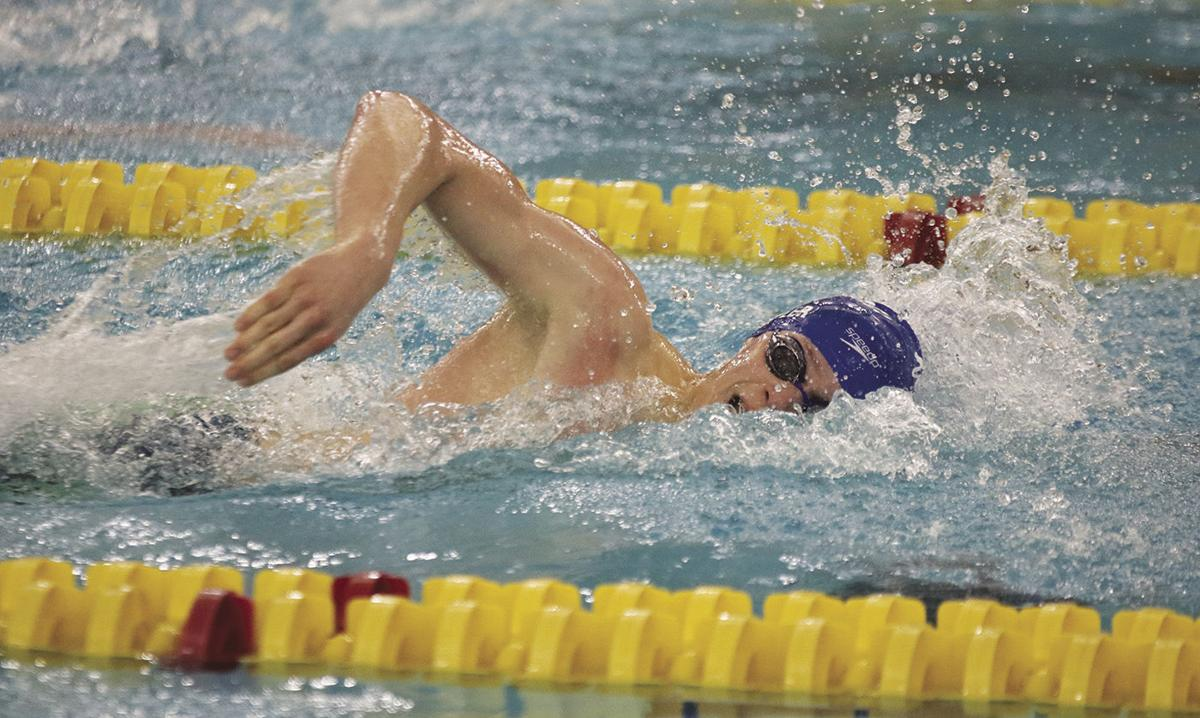 State swimming: Eagan's Kehler is a double gold medalist