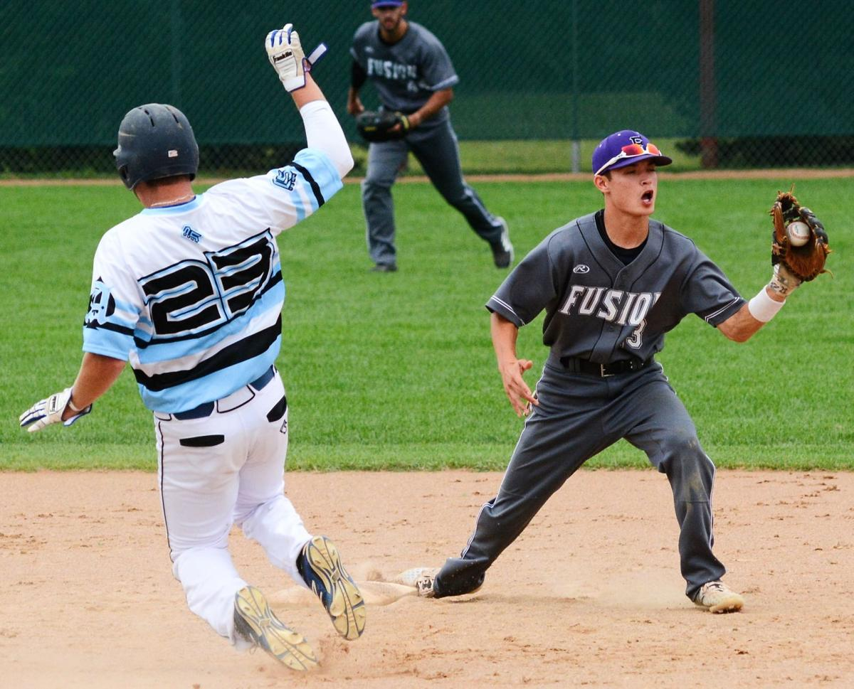 Amateur Baseball Coon Rapids Redbirds Blaine Fusion Advance To State Free Hometownsource Com