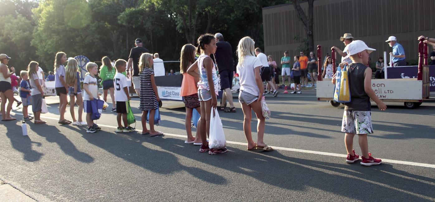 Crowds come to celebrate Maple Grove Days