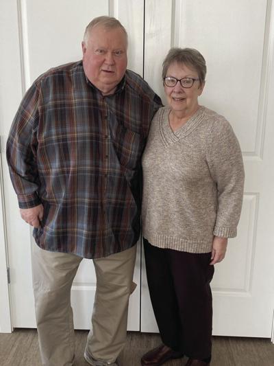 Russ and Diane Rundblade