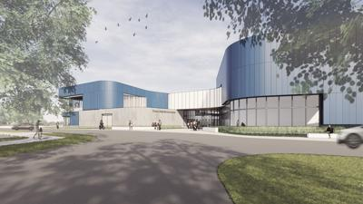 Plymouth Creek Center expansion project