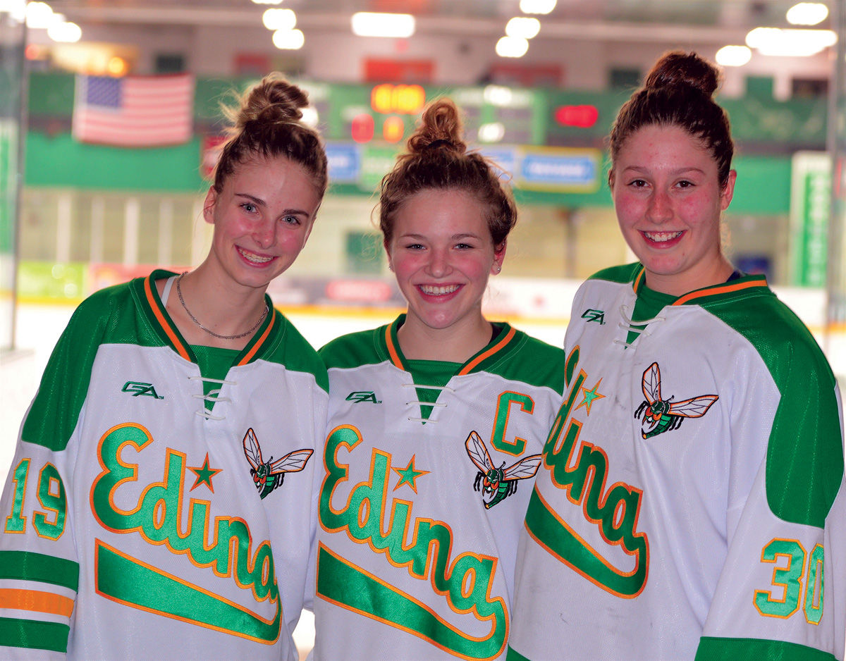 MN H.S.: Edina Girls Win 10th Straight In Hockey By Shutting Out Wayzata