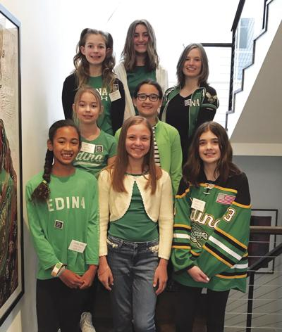 Edina sports summit girls